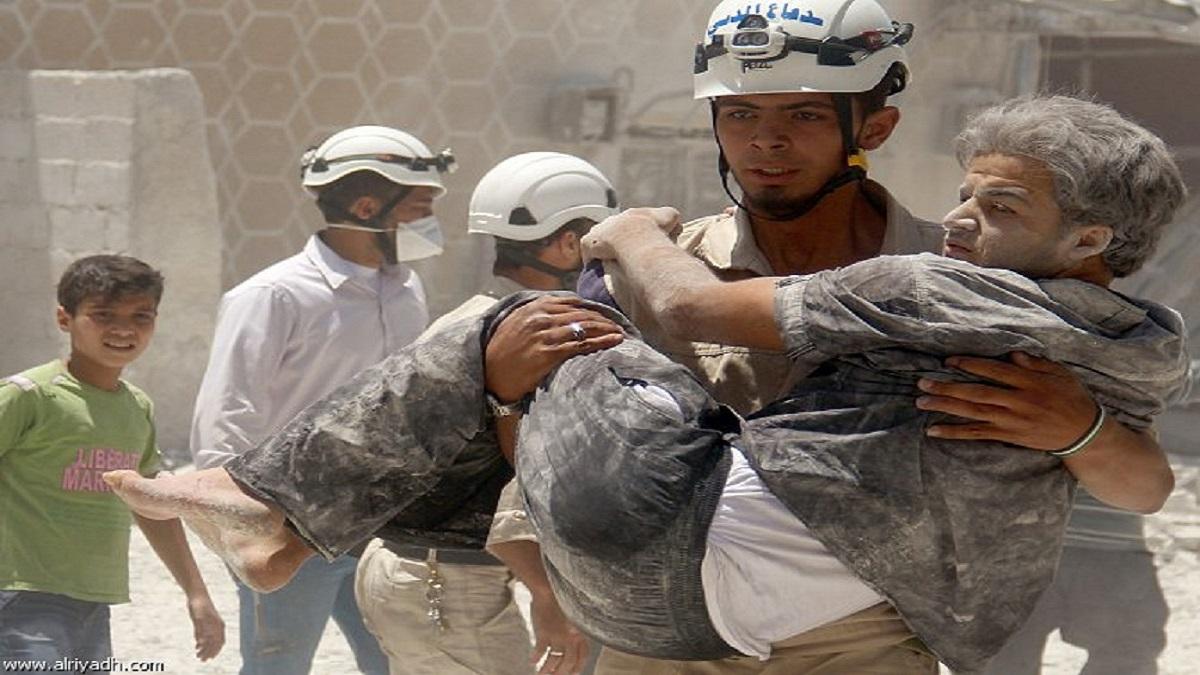 الدفاع المدني في سوريا .. يد الإنقاذ الخفية